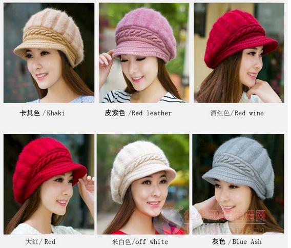 毛线帽厂家|毛线帽定做|针织帽OEM定做|针织帽ODM定做厂家|义乌聚聪帽子厂