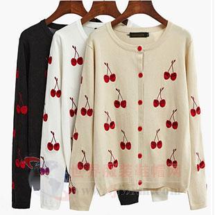 韩版T恤针织衫毛衣加工厂