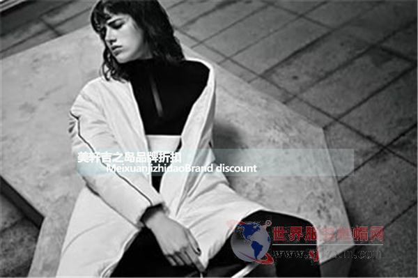 天津欧美范高端一线品牌女装E15秋冬新款到货 折扣女装批发
