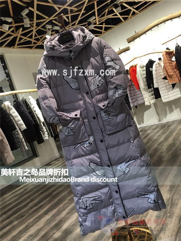 天津品牌女装 miss five时尚品牌折扣