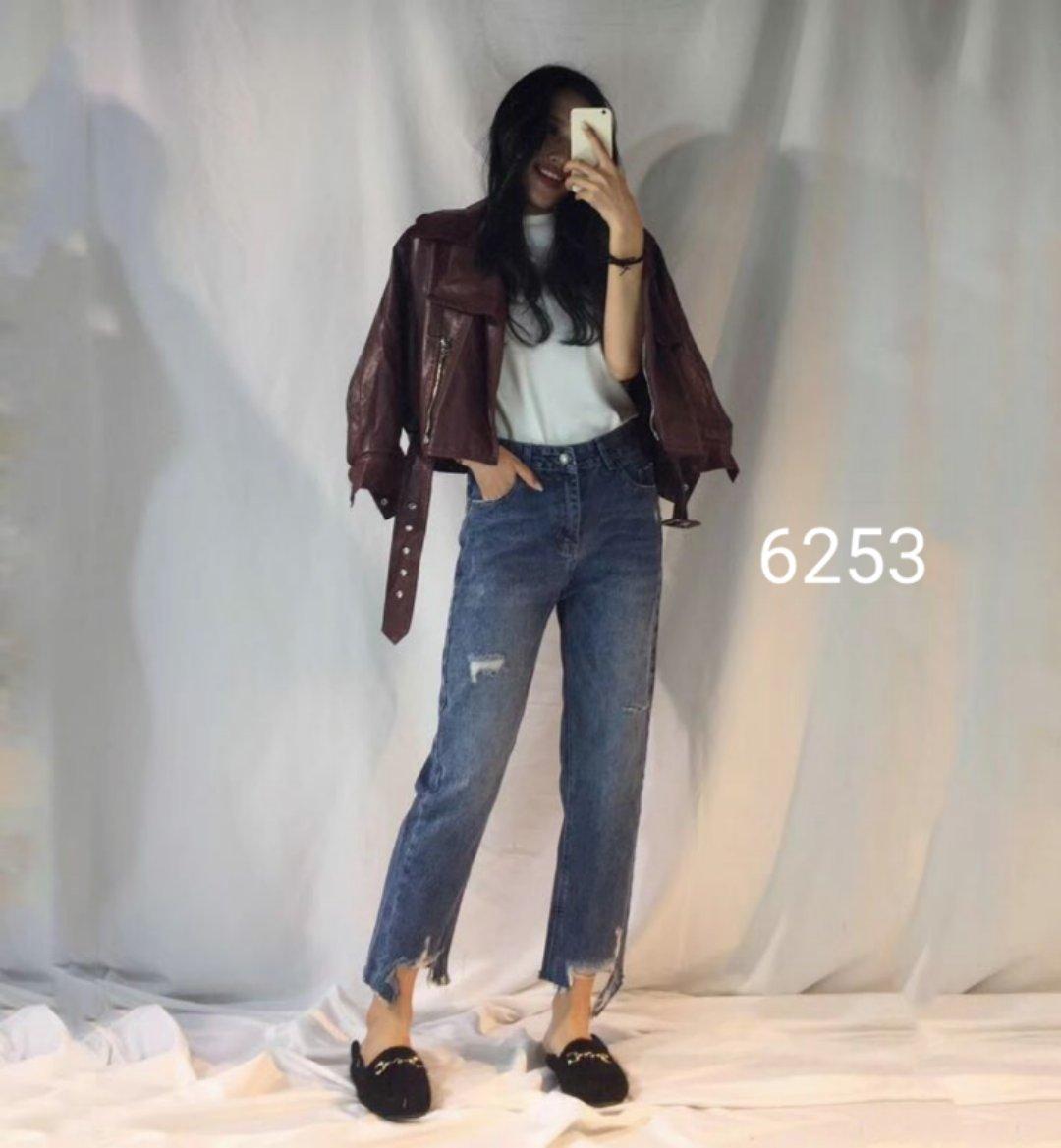 上海折扣店牛仔裤品牌女装