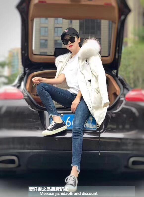 哈祥喜羽绒服2018年新款时尚品牌折扣店加盟
