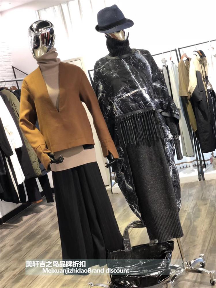 杭派女装凝素原创设计师品牌折扣店