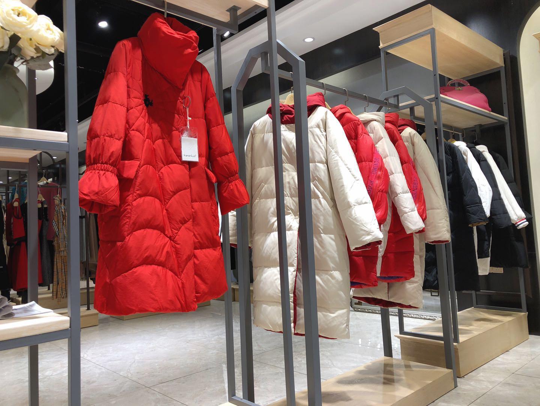 西西里牌折扣女装冬季羽绒服库存尾货拿货价格?