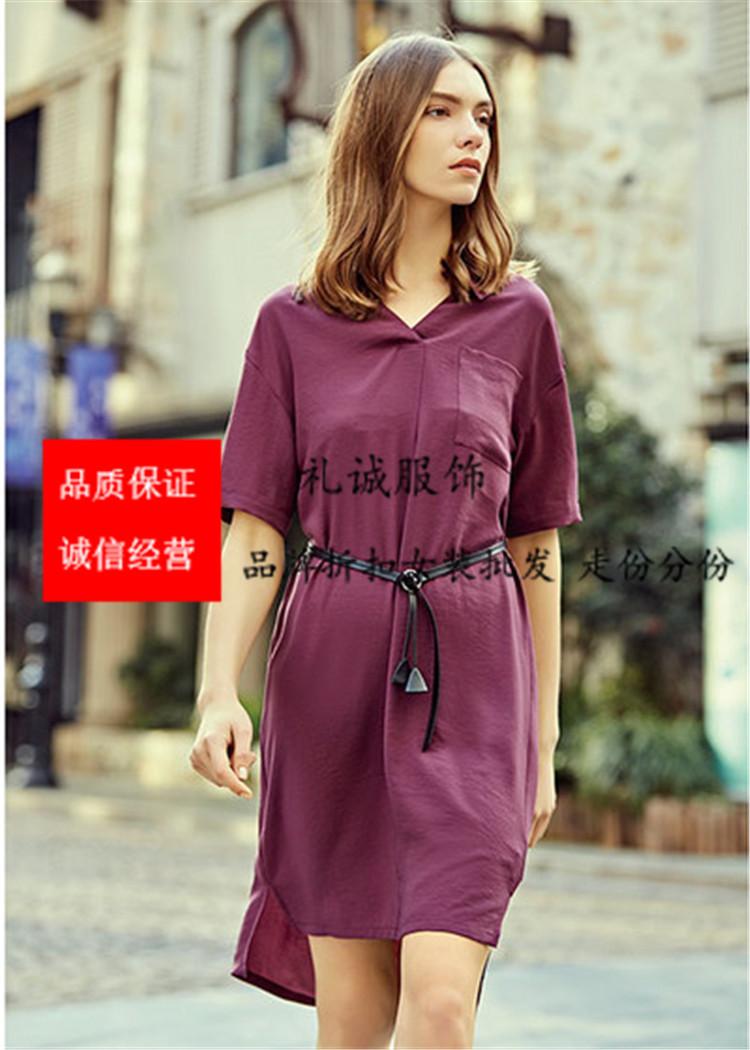 西子印象品牌服装尾货女装 杭州品牌折扣女装尾货批发