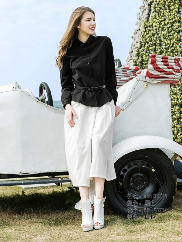 在广州哪批发巴丽景品牌折扣女装最便宜