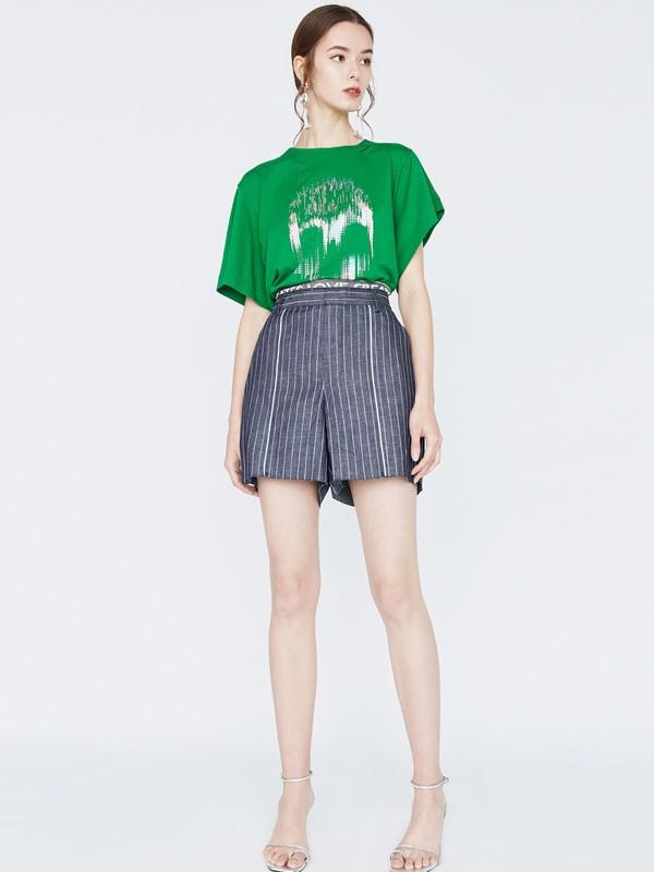 看样加工:时尚女装地素连衣裙外套尾货走份DAZZLE品牌折扣店货源