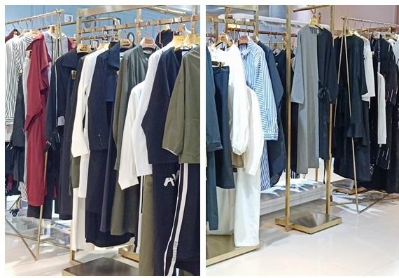 娅尼蒂凘2019冬装品牌折扣女装尾货市场批发