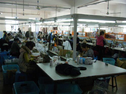 上海服装小工厂,上海服装加工厂家