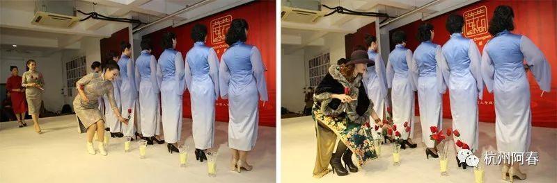 現場|葳蕓旗袍2020迎新年會