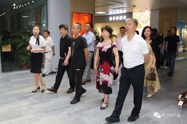 关注   外省服装商协会考察团走进淮滨