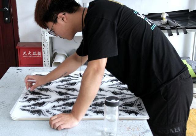 专访:欣慕,为苏州服装锦上添花