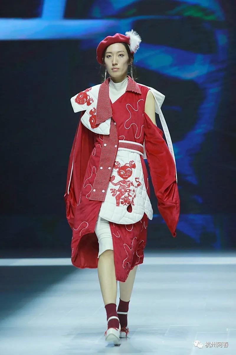 秀场直击:2021AW杭州国际时尚周 DAY-3
