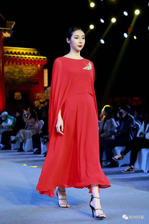 现场|第五届沈阳旗袍文化节 之 本土设计师、旗袍品牌动态展演