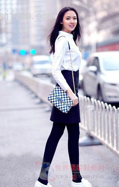 张梓琳怀孕晒幸福 盘点长腿女神的私服美搭!