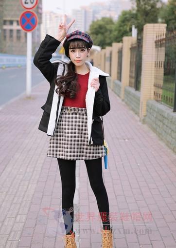 冬季服装搭配图片 温暖风度都可以hold
