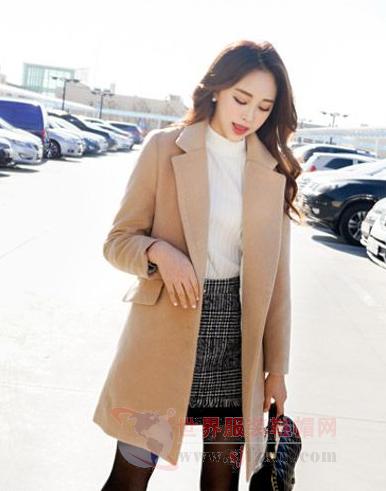 韩国女生的穿衣打扮 给你最完美的造型图片