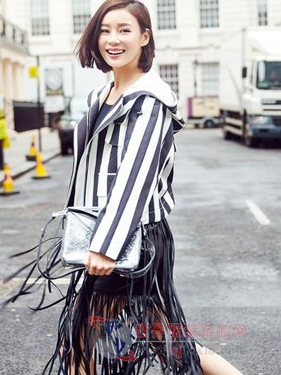 女星最新街拍造型 袁珊珊领衔完美形象