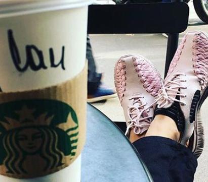 春季穿鞋指南:球鞋永远是女孩的好朋友
