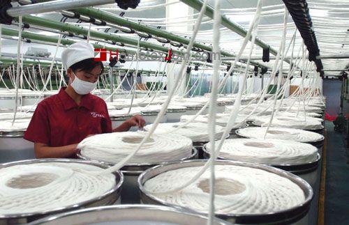 纺织制造板块表现较好 品牌服装表现略为逊色