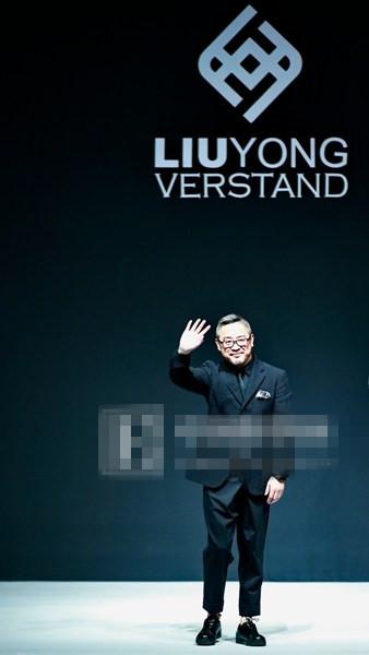 设计师刘勇表示时装私人定制正在悄然兴起