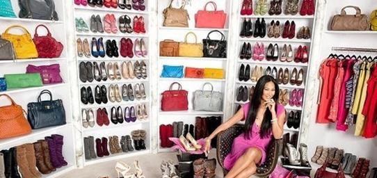 难道现在国内的女人都不买鞋了吗?