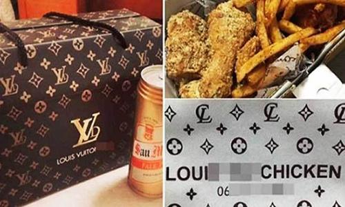 韩国炸鸡店被LV告上法庭 赔偿1450万韩元