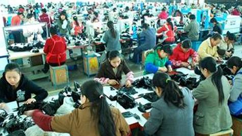 鞋业进口持续高速增长 实现腾飞不是梦
