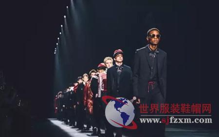 Dior Homme发布会现场-宋仲基亮相Dior Homme秋冬时装秀