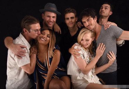 《吸血鬼日记》第八季将成为最终