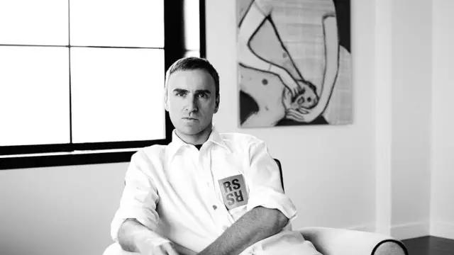 Raf Simons加入Calvin Klein 将任首席创意官