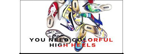 约翰·格雷:女人,需要一双Benative本那艺术高跟鞋