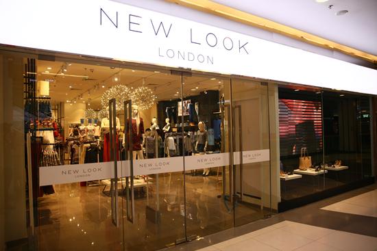 英国高街品牌New Look计划5年新增25间男装店