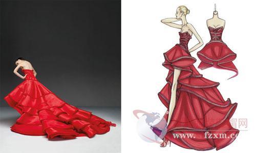 服装设计元素新诠释 奥运服饰中独特视觉感受