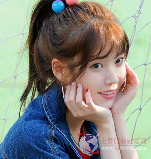 《步步惊心:丽》PK《云画的发型》IU和金裕贞月光内蓬加内扣图片