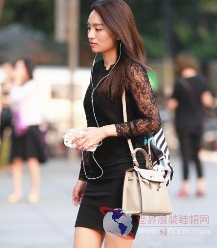 女人 宠爱自己从买好看的包包起步