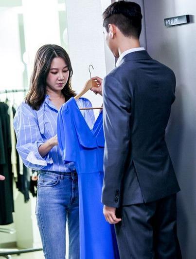 《妒忌的化身》引领韩流 服装造型美呆了