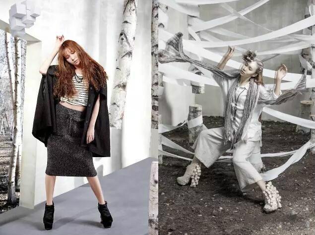 服装品牌Zimple独辟蹊径,环保与艺术共存