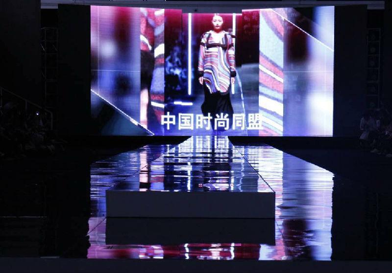【2016宁波服装节】新锐设计师秀场发布之一