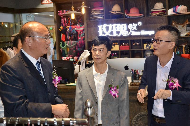 专访 黄河时装城原创品牌玫瑰欧ROSE EUROPE