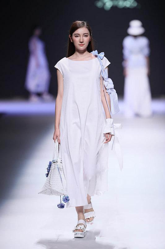 专访 台湾设计师徐明美举办专场发布会