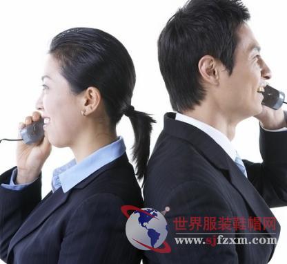 解读仪容礼仪与电话接听礼仪-世界服装鞋帽网