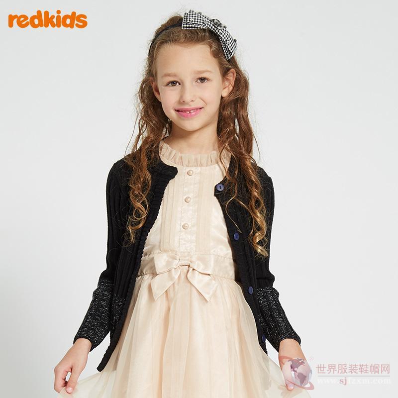 """红孩儿童装坚持""""质量第一、信誉至上""""  打造时尚潮流的品牌个性"""