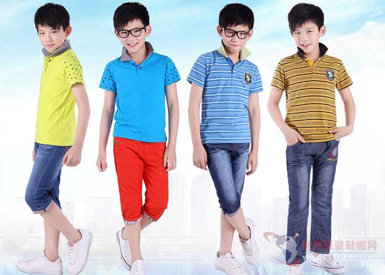 """青蛙王子以""""童装经典、生活再现""""为诉求点  打造中国儿童运动休闲装第一品牌"""