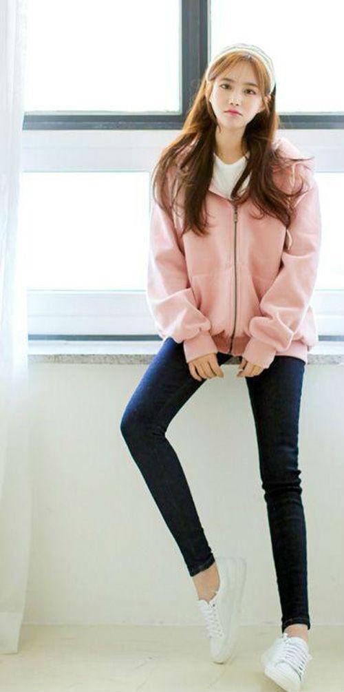 秋冬最潮流:窄管牛仔裤 流行感最佳选择