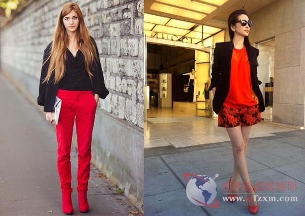 新年最潮大红色外套 轻松成为时尚焦点