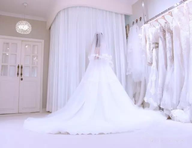 娜莎诺婚纱丨个性化高级定制  专属的真爱