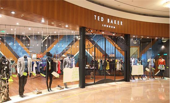 Ted Baker及Joules销售同比上涨 领先高街零售商