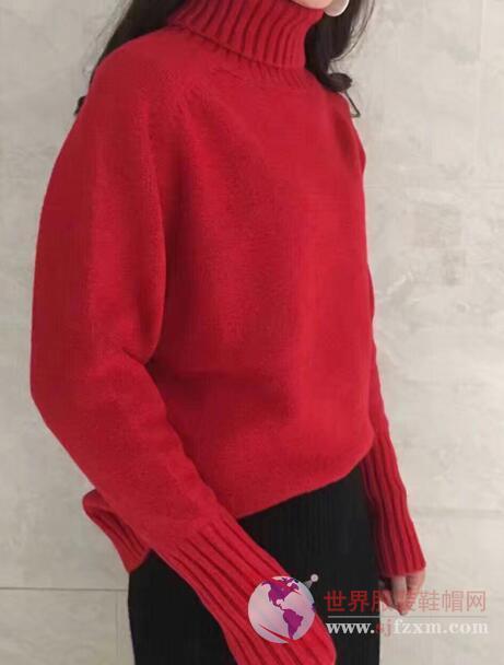 一针一线温暖针织衫,冬日里的时尚单品,百搭又时尚
