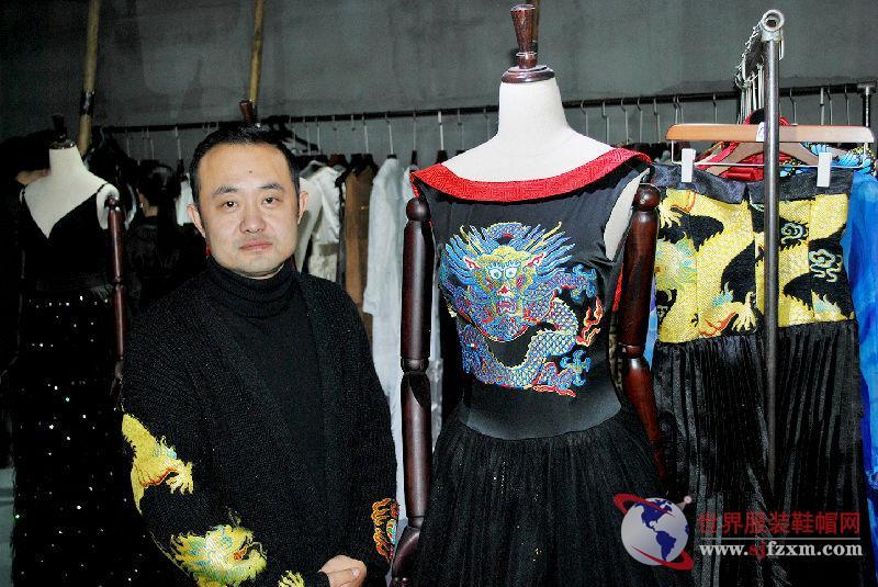 专访丨深圳十佳时装设计师郝为民:设计是一种艺术的传达
